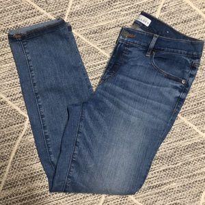 Ann Taylor LOFT Skinny Crop Size 8